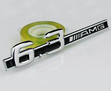 3D Auto Car AMG 6.3 Power Aufkleber Emblem Metall Schriftzug kleber Plakette für