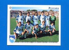 CALCIATORI PANINI 1997-98 Figurina-Sticker n. 519 - PESCARA SQUADRA -New