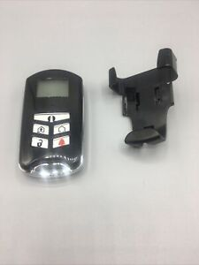 Res Burg WT4989 Button Remote Transmitter Fob - FREE SHIPPING-