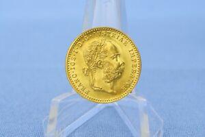 Österreich 1 Dukat 1915 Franz Josef * 3,49 Gramm - 986 Gold * Fast Pfr. *