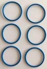 Replacement Grip O Rings (BLUE) Fits Zeebaas Reel Knob (Not OEM)