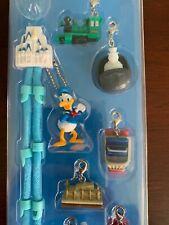 Tokyo Disneyland Ride Vehicle Phone Charms Doom Buggy Donald Duck rare! Sweet!