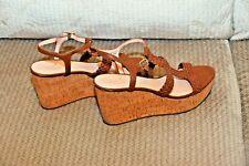 Kate Spade New York Women's Tianna Wedge Sandal,Nappa,10 M US