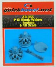 Quickboost 1/48 P-61 Black Widow Moteurs # 48055