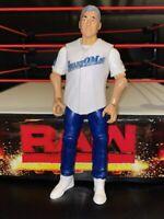 WWE SHANE MCMAHON GM MATTEL BASIC SERIES 78 MATTEL WRESTLING ACTION FIGURE WWF