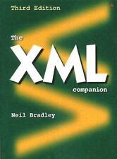 The XML Companion (3rd Edition) by Bradley, Neil