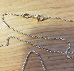 -kette Hals aus Silber (643)