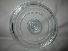 Pyrex Glass G5C Round Ribbed Corning Ware Replacement Casserole Lid Cover