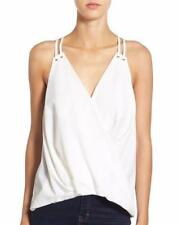 Dotti Women's Solid Polyester Tops & Blouses
