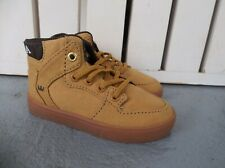NWT SUPRA BOYS TODDLER VAIDER SNEAKERS/SHOES.SIZE 5.AMBER GOLD.BRAND NEW 2020.