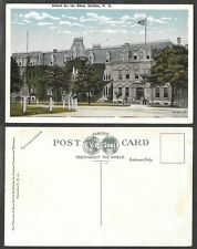 Old Canada Postcard - Halifax, Nova Scotia - School for the Blind