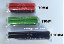 LOT OF 3 - J's Smoking Accessories 70mm+79mm+110mm Cigarette Rolling Machines