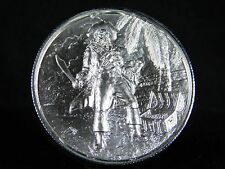 Privateer Captain - 2 oz Silver Round (4 Rounds in Lot)