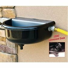 H2O Animal Hydration Tough Guy Automatic Waterer with Drain for pets, 1.5 gallon