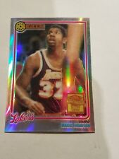 TOPPS CHROME 2000/2001 MAGIC JOHNSON REPRINT REFRACTOR