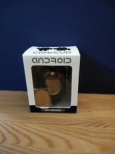Android Mini Collectible Lucky Cat Series - Black