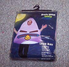 Adult LAZER SPACE BIRD Angry Bird Halloween Costume Dress Up EUC