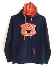 Auburn Womens Size M Orange Sweatshirts Hoodie Pullstring Pullover