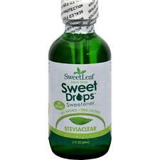 Sweet Leaf Sweet Drops Liquid Stevia Sweetener, 2 fl oz.