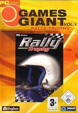 Rally Trophy - PC Driving Racing Simulator Game - Brand new