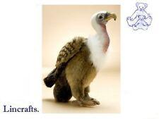 Plush Soft Toy Vulture Bird Of Prey by Hansa. 3413