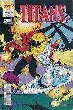 BD--TITANS N° 190--STAN LEE--SEMIC / NOVEMBRE 1994
