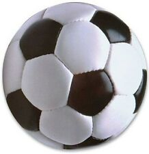 "Soccer Ball Magnet ~ Large 5 1/2"" Round ~ Sports Magnetic Car Fridge Soccer Moms"