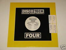 "DISCO TECH ITALO TRACK i like it / QUADROPHONIA / DELAGE + 12"" RECORD"