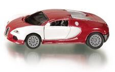 NEW Siku Bugatti EB 16.4 Veyron Die Cast Toy Car 1305