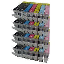 28 COMPATIBILI CANON PGI-5 / CLI-8 cartucce di inchiostro (Photo Pack). fattura con IVA.