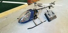 GMP CRICKET  HELICOPTER   VINTAGE RC NITRO CHOPPER  O.S. motor engine