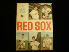 1962 Boston Red Sox Baseball Yearbook