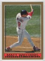 1998 Topps Baseball Cleveland Indians Team Set