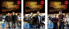7 DVDs * ALARM FÜR COBRA 11 - STAFFEL 34 - 36 IM SET # NEU OVP §