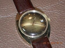 BUCHERER, SWISS, SERVICED, AUTOMATIC, MEN'S DRESS WATCH, RUNS GREAT!