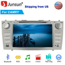 """New Listing8"""" For Toyota Camry 2007-2011 Gps Navigation Car Radio Stereo Bt Rds Dvd Player"""