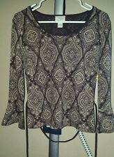 e4ba6cde858bbd Ann Taylor Women's Paisley Tops & Blouses for sale   eBay