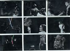 Star Wars Galactic Files Complete Galactic Moments Chase Card Set GM1-20