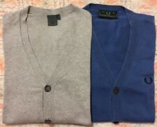 Calvin Klein Fred Perry Due Cardigan Di Cotone Tg. S/ M