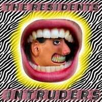 The Residents - Intruders Deluxe CD / Couverture Rigide Neuf CD