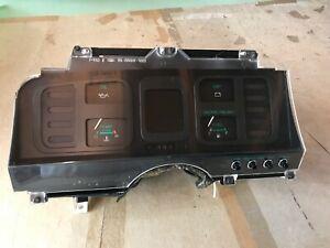 85-88 OEM Ford Thunderbird digital instrument cluster gauge set