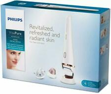 Philips SC5370/10 VisaPure Advanced Home Facial Device + 3 Gentle Cleaning Heads
