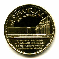 14 CAEN Mémorial, La citation, 2013, Monnaie de Paris