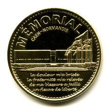 14 CAEN Mémorial, La citation, 2013, Monnaie de Paris