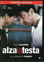 ALZA LA TESTA (2009) un film di Alessandro Angelini DVD EX NOLEGGIO 01
