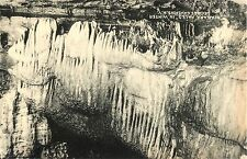 "A View of the ""Niagara Falls"" in Winter, Secret Caverns, Cobleskill NY"