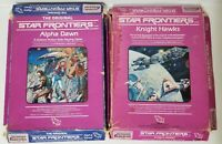 Star Frontiers Alpha Dawn Knight Hawks Dungeons and Dragons Incomplete Vintage