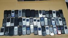 JOBLOT OF 50 NOKIA MOBILE PHONES SPARES REPAIR FAULTY WORKING UNTESTED