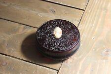Vintage Cameo Avon Powder Jar Bakelite?