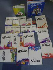 DIDDL Sammlung Blöcke + Briefpapier + Ordner + Folien ab 1997 DIN A4 A3 A2